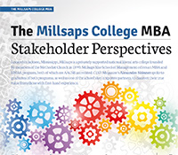 The Millsaps College M.B.A. Stakeholder Perspectives