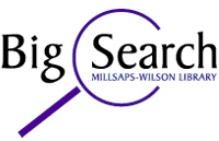 Millsaps College Library Search