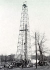 Gas well at Millsaps College