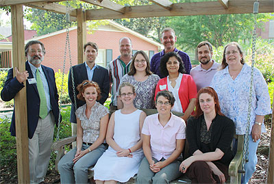 Millsaps New Faculty, 2010
