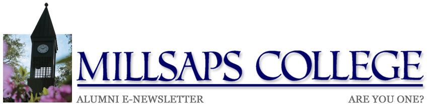 Millsaps College Alumni Newsletter