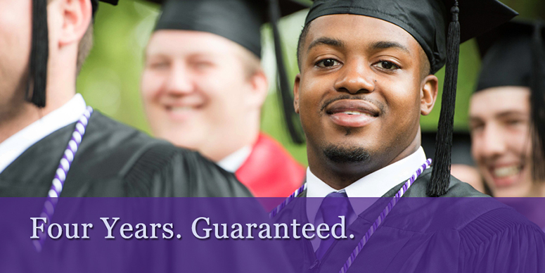 Millsaps College - Four Years - Guaranteed