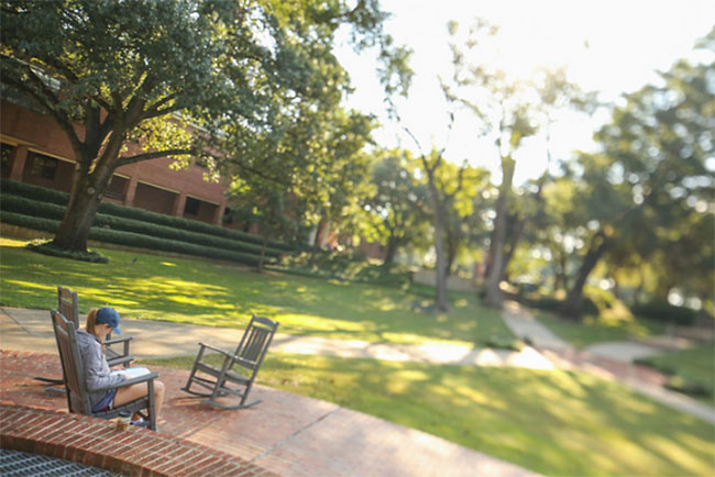 Find your place at Millsaps College